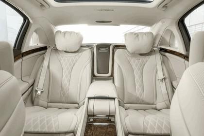 2014 Mercedes-Maybach S-klasse ( W222 ) 51