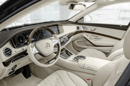 2014 Mercedes-Maybach S-klasse ( W222 ) 52
