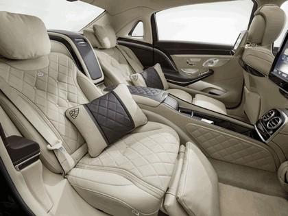 2014 Mercedes-Maybach S-klasse ( W222 ) 54
