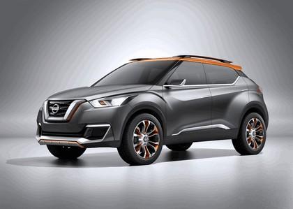 2014 Nissan Kicks concept 1