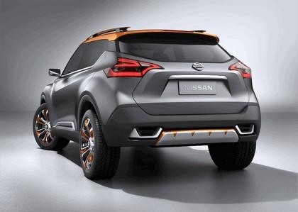 2014 Nissan Kicks concept 5