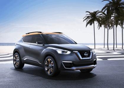 2014 Nissan Kicks concept 6