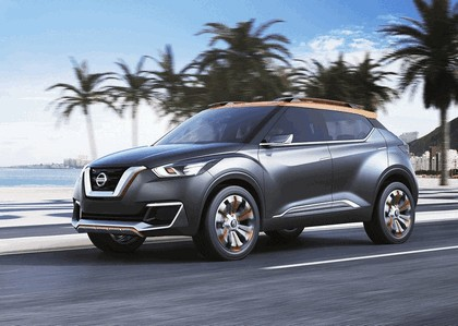 2014 Nissan Kicks concept 7
