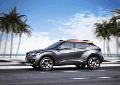 2014 Nissan Kicks concept 8