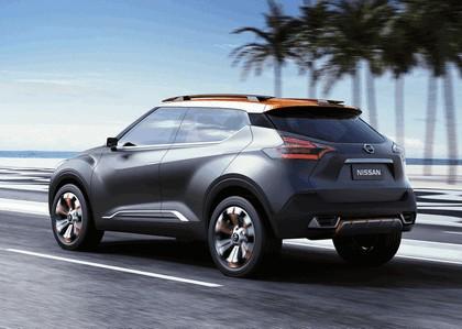 2014 Nissan Kicks concept 9