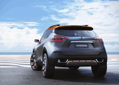 2014 Nissan Kicks concept 11
