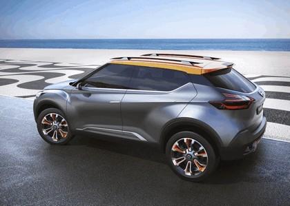 2014 Nissan Kicks concept 12