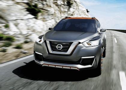 2014 Nissan Kicks concept 13