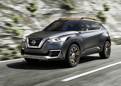 2014 Nissan Kicks concept 14