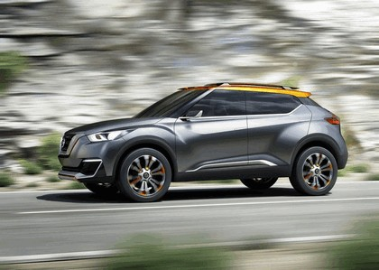 2014 Nissan Kicks concept 15