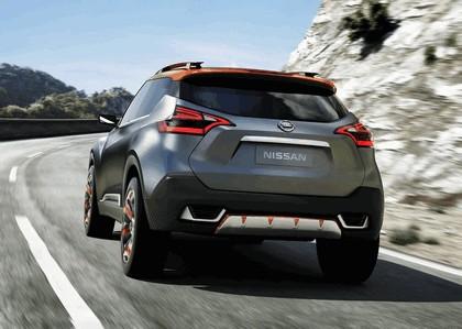 2014 Nissan Kicks concept 17