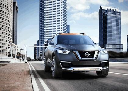 2014 Nissan Kicks concept 19