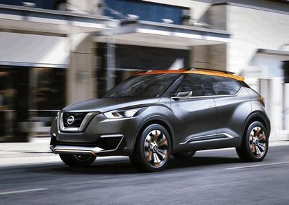 2014 Nissan Kicks concept 20