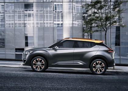 2014 Nissan Kicks concept 22