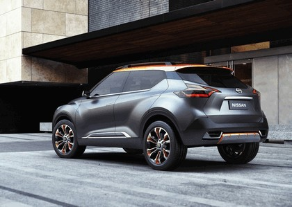 2014 Nissan Kicks concept 23