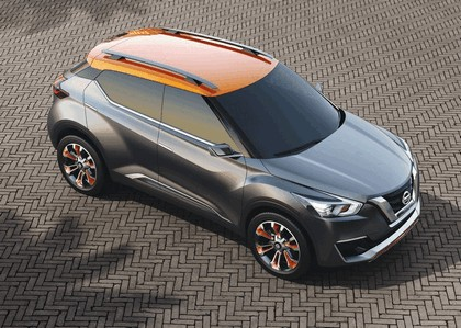 2014 Nissan Kicks concept 25
