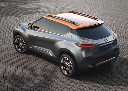 2014 Nissan Kicks concept 26