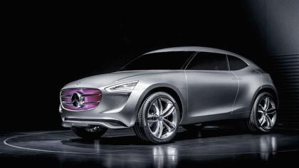 2014 Mercedes-Benz Vision G-Code 1