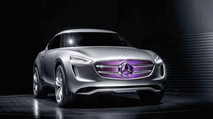 2014 Mercedes-Benz Vision G-Code 3