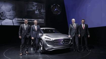 2014 Mercedes-Benz Vision G-Code 8