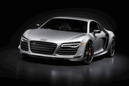 2014 Audi R8 Competition 1