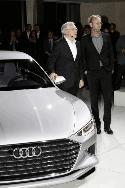 2014 Audi Prologue concept 36