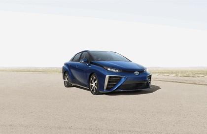 2015 Toyota Mirai 1