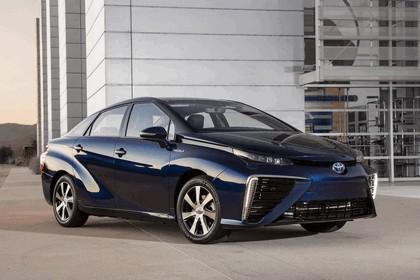 2015 Toyota Mirai 5