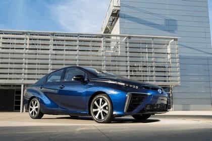 2015 Toyota Mirai 10
