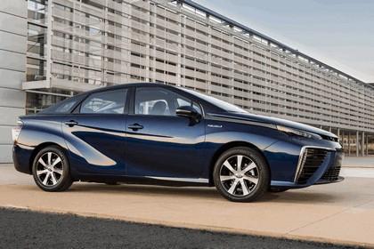 2015 Toyota Mirai 11