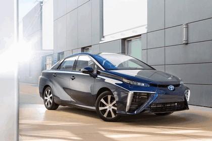 2015 Toyota Mirai 14
