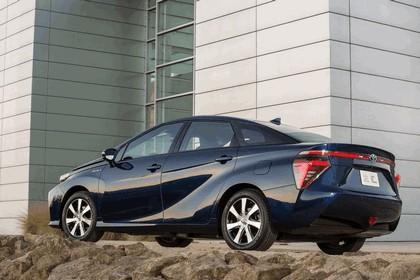 2015 Toyota Mirai 15