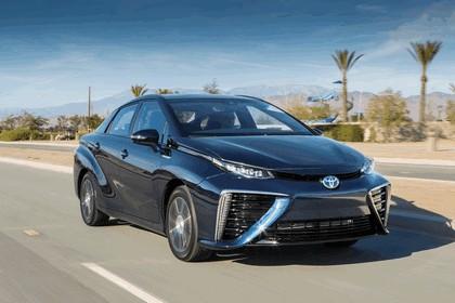 2015 Toyota Mirai 20