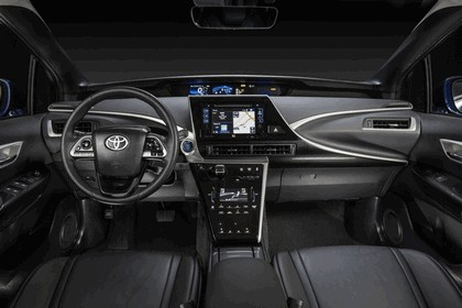 2015 Toyota Mirai 34
