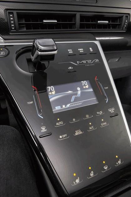 2015 Toyota Mirai 38