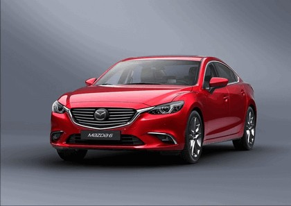 2015 Mazda 6 5