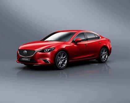 2015 Mazda 6 6