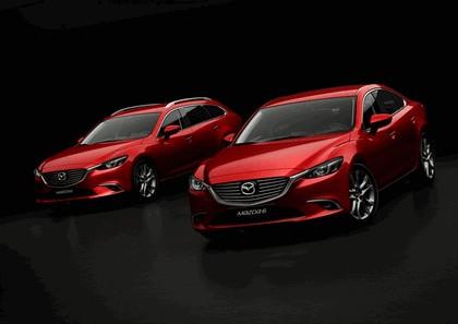 2015 Mazda 6 SW 2