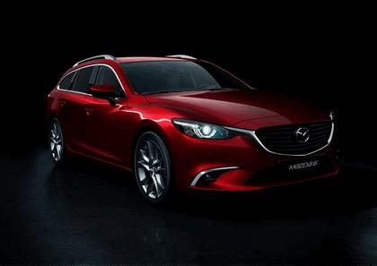 2015 Mazda 6 SW 4