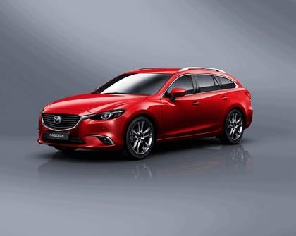 2015 Mazda 6 SW 7