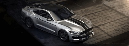 2015 Ford Mustang Shelby GT350 2