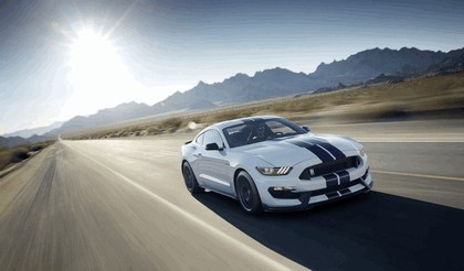 2015 Ford Mustang Shelby GT350 10