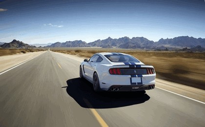2015 Ford Mustang Shelby GT350 13