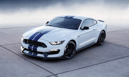 2015 Ford Mustang Shelby GT350 20