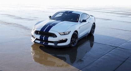 2015 Ford Mustang Shelby GT350 21