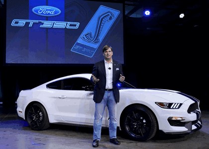 2015 Ford Mustang Shelby GT350 37