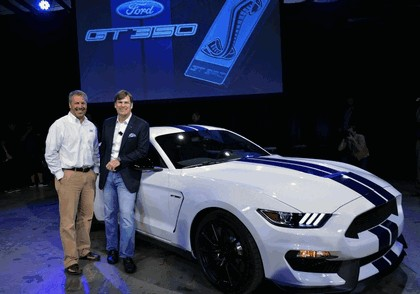 2015 Ford Mustang Shelby GT350 38