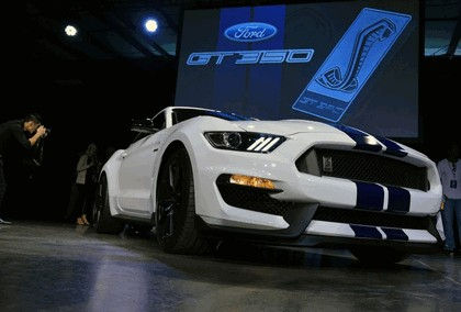 2015 Ford Mustang Shelby GT350 41