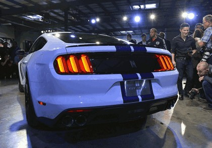 2015 Ford Mustang Shelby GT350 42