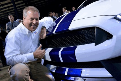 2015 Ford Mustang Shelby GT350 43